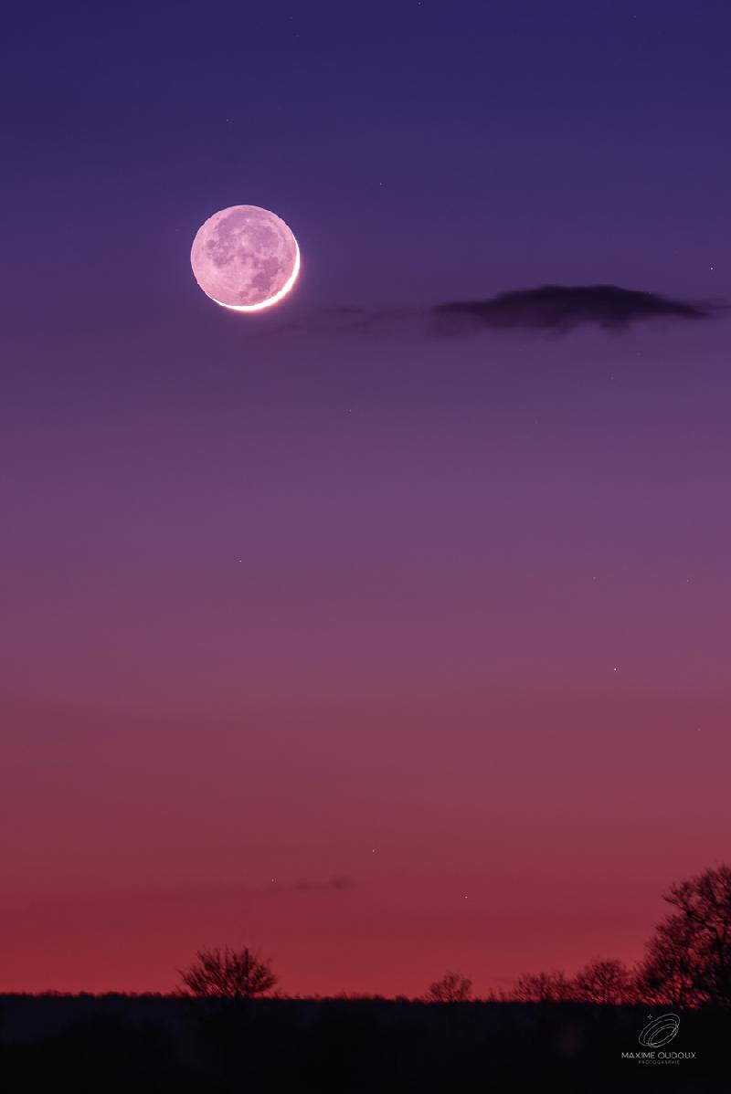 Lune Cendrée n°1