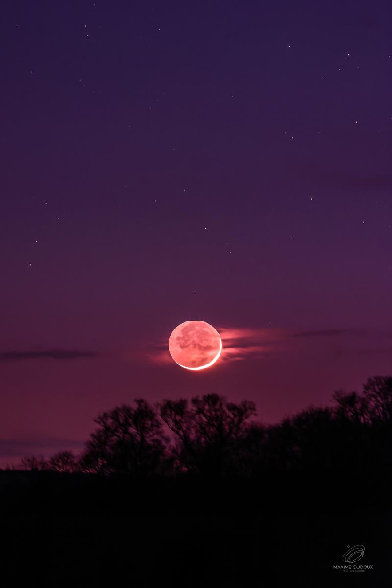 Lune Cendrée n°2