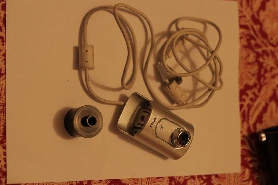 Caméra Toucam Pro II