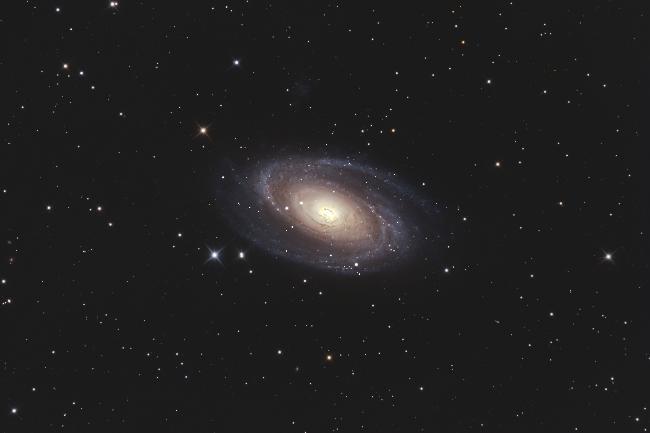 M81 core