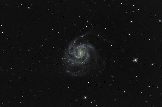 M101 LHaRGB