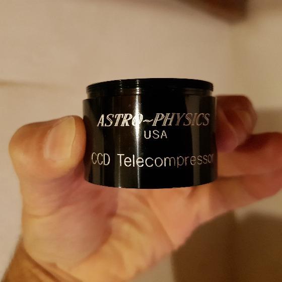 Réducteur de focale Astro-Physics CCDT67 (NEUF)