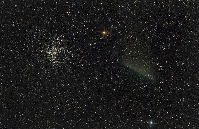 Comète 21P/Giacobini-Zinner lulu 10092018