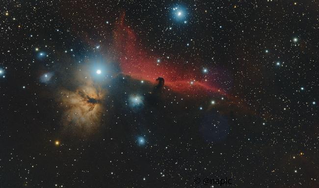 IC 434 Nébuleuse du cheval