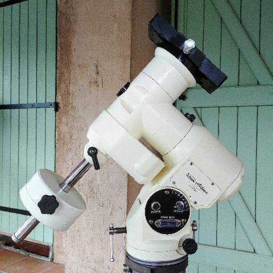 Monture Atlux skysensor 2000