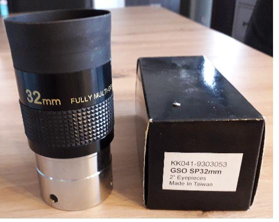 """Oculaire GSO SP32mm 2"""""""