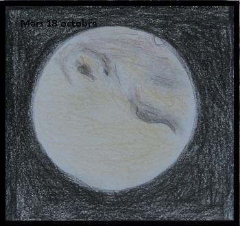 Mars 18 octobre
