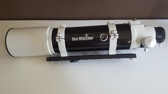 Lunette Skywatcher 80ED+accessoires
