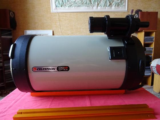 Celestron C9.25 Edge HD tube seul