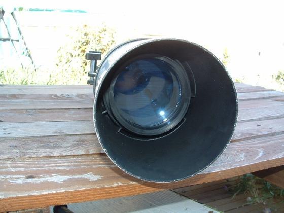Tube lunette 102/660