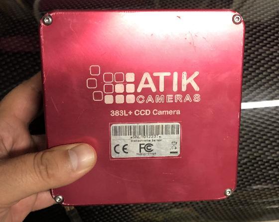 Atik383L+ Monochrome