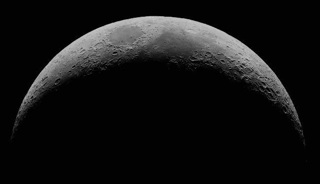 Lune le 28/03/2020