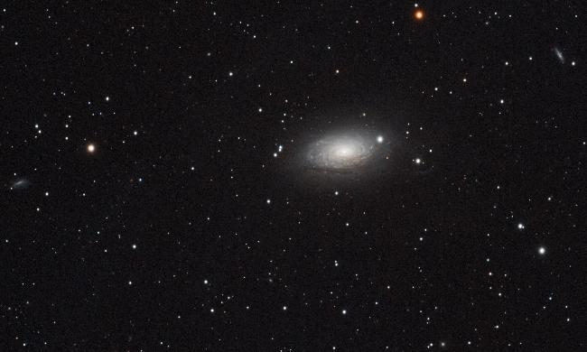 M63, la galaxie du Tournesol