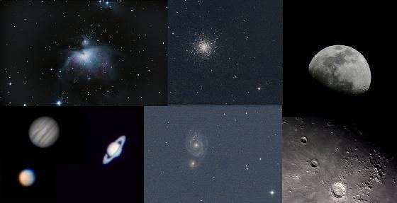 Téléscope Newton Skywatcher 150/750 EQ3-2 GOTO