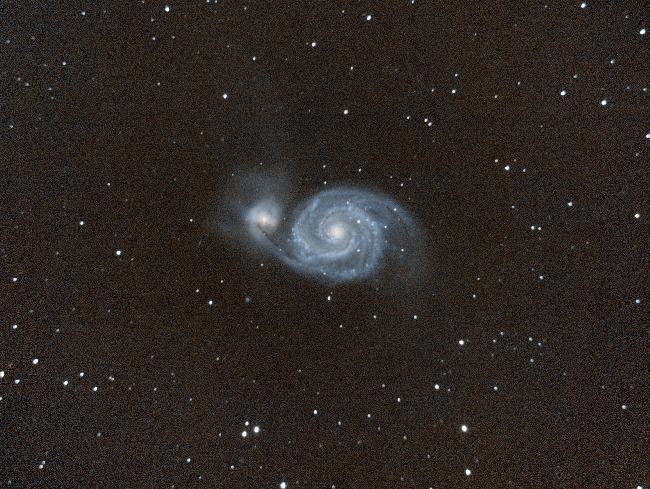 M51 tentative