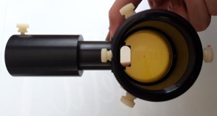 Easy guider Lumicon pourSCT