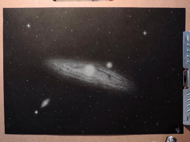 Inspiration M31
