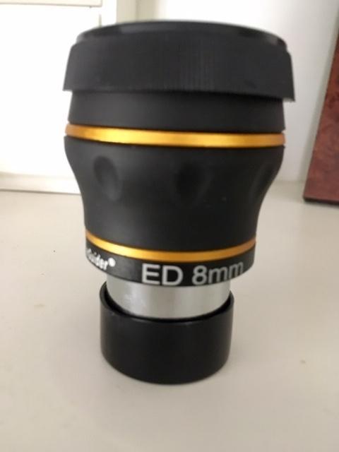 Oculaires BST ED   5, 8 et 12 mm