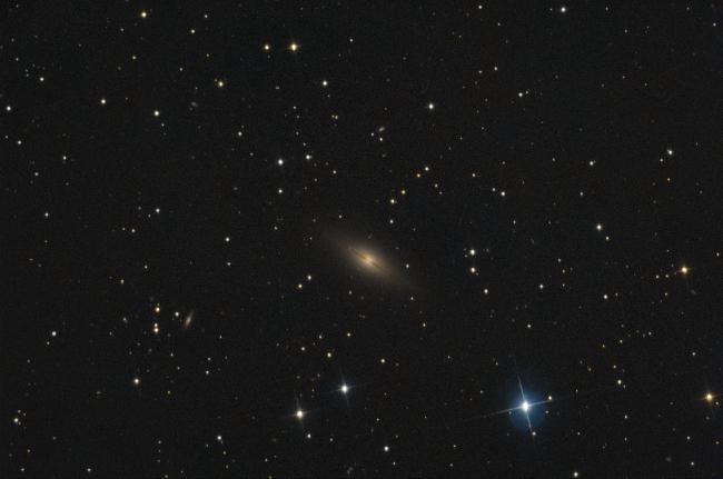 NGC7814 Poses Longues