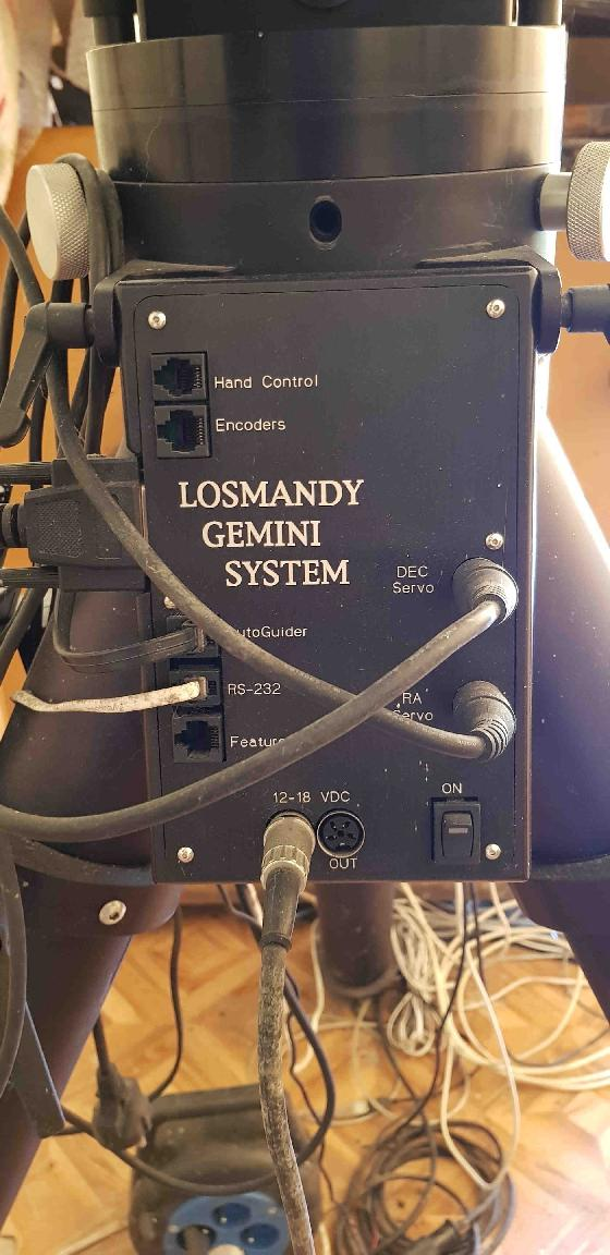 Celestron C14+Monture HGM Titan+STF8300M etc..
