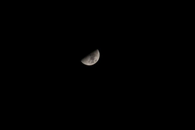 1er quatier de Lune (original)