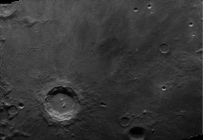 Lune - Copernic