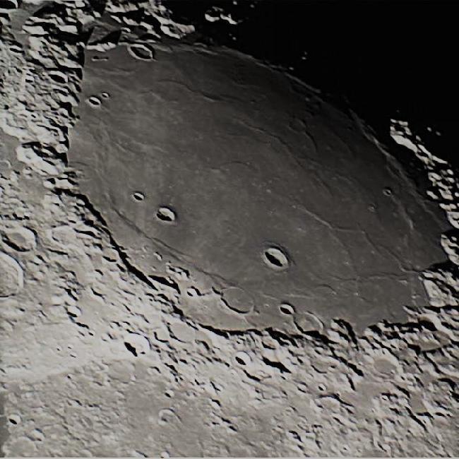 Lune (la mer des crises)