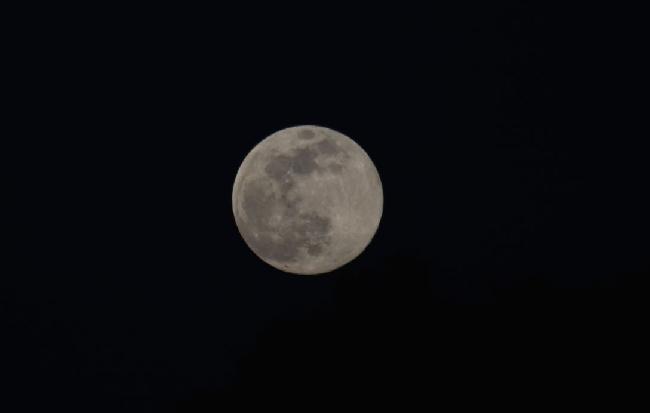 Super Lune du 07/04/2020