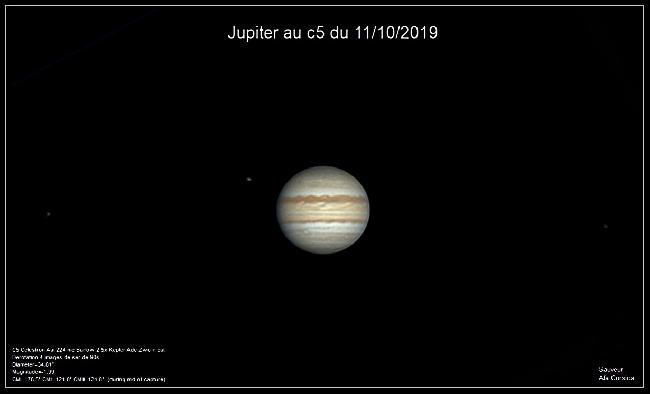 Jupiter 11/10/2019 C5