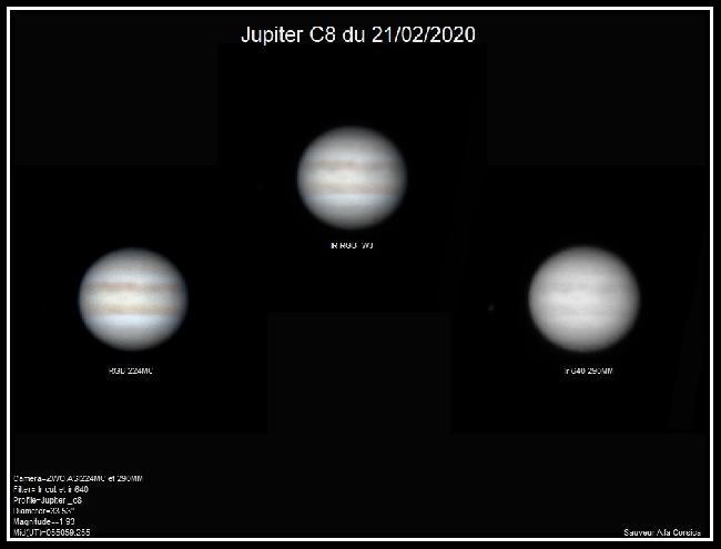 Jupiter Fevrier 2020