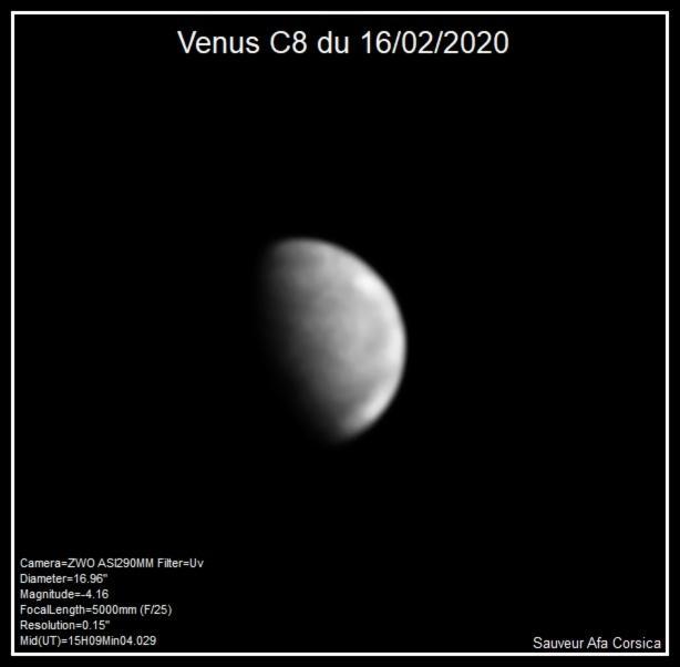 Venus 16/02/2020