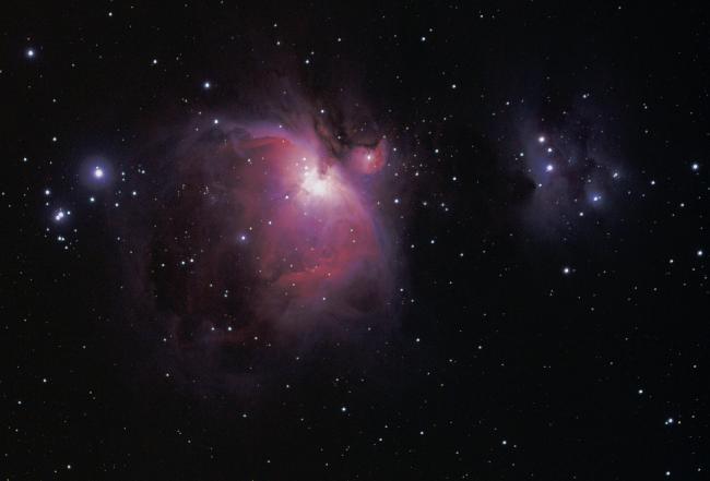 M42 hiver 2020