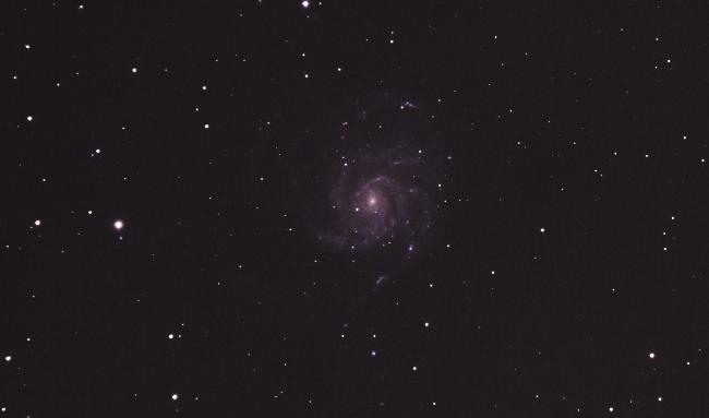 M101 au 550d