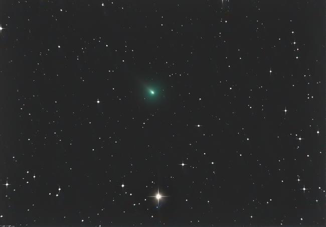 Comète Atlas (C/2019 Y4) - L-RGB