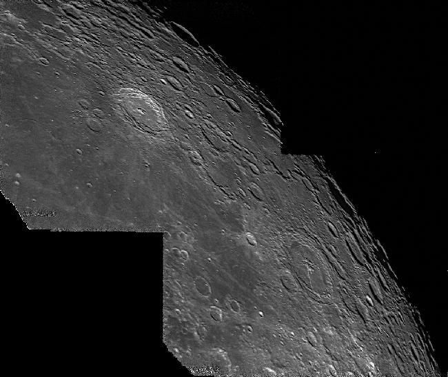 Crateres Petavius  et Langrenus (04/08/2020)