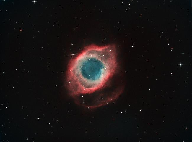 Nébuleuse de l'hélice (NGC7293)