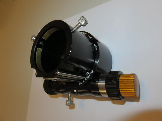Feather Touch Focuser