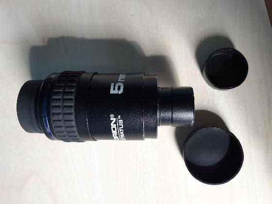 Oculaire Orion Stratus 5 mm 68°