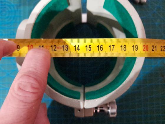 collier takahashi 95mm