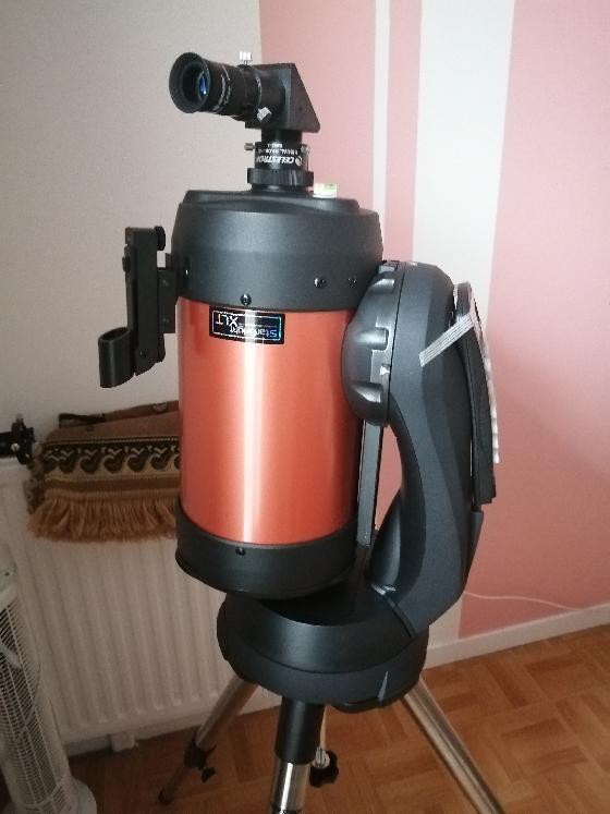 Telescope nexstar 6