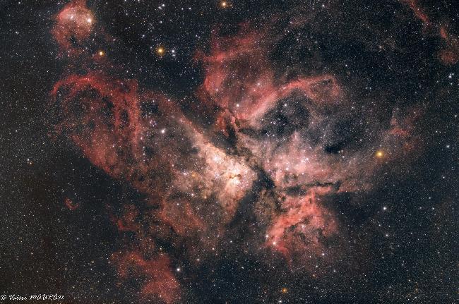 NGC3372 - Nébuleuse de la Carène