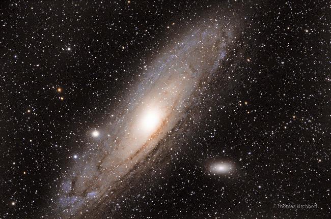 M31 dans toute sa Splendeur !