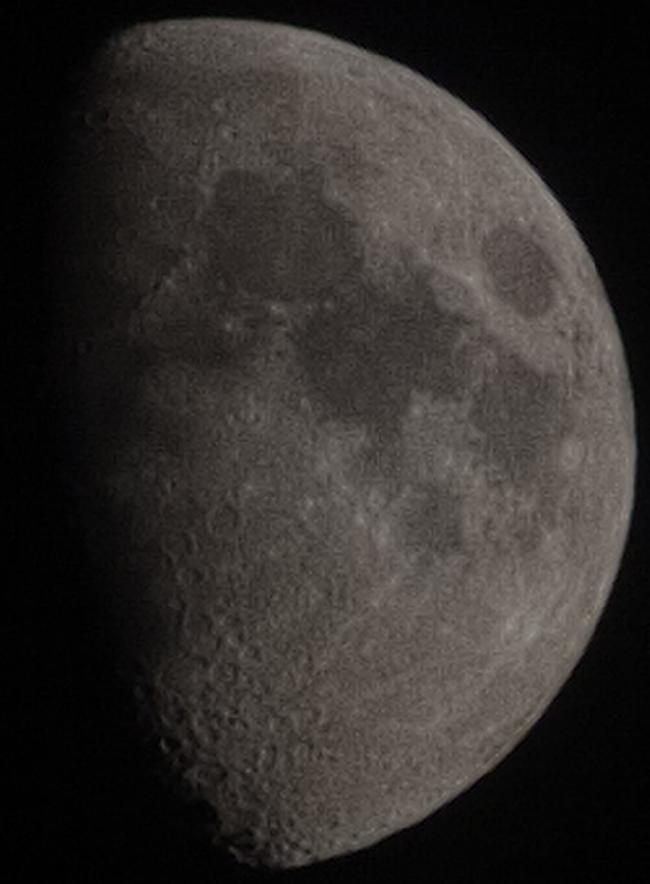 Lune au 18/09/2018