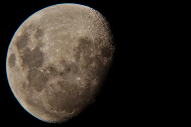 Lune du 5 02 2020