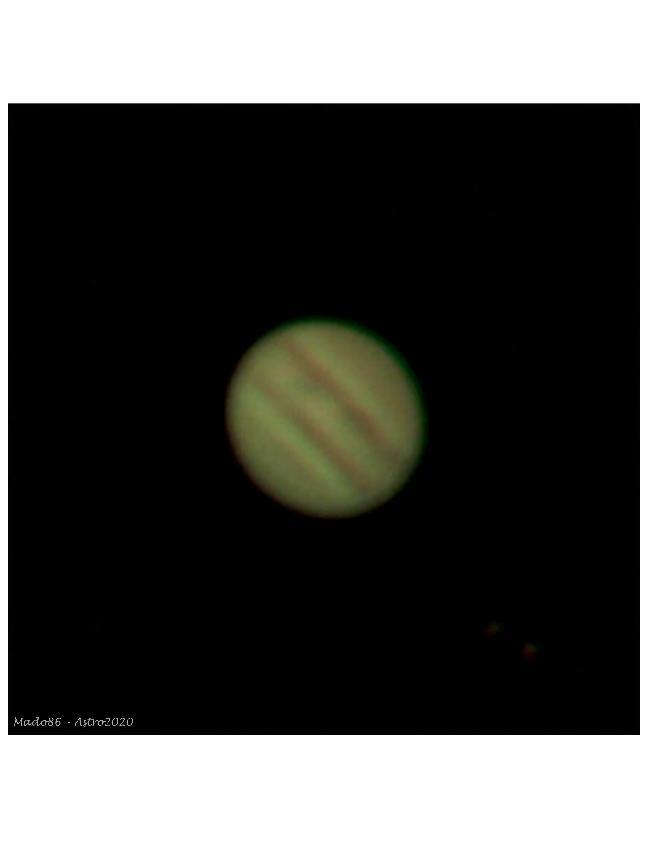 Jupiter le 30 05 2020