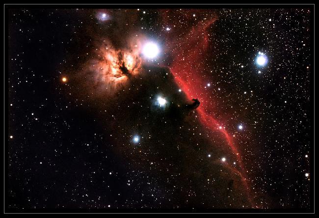 IC 434 ou le Cheval de Feu