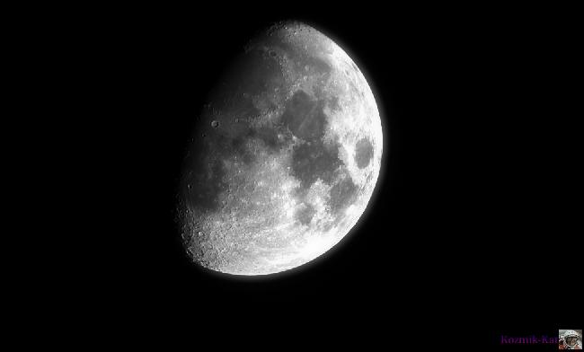 lune  06/12/2019 test 120/600 skywatcher