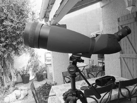 lunette terrestre et astro
