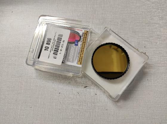 """Baader Filtre CCD H-alpha à bande étroite 7nm 2"""""""