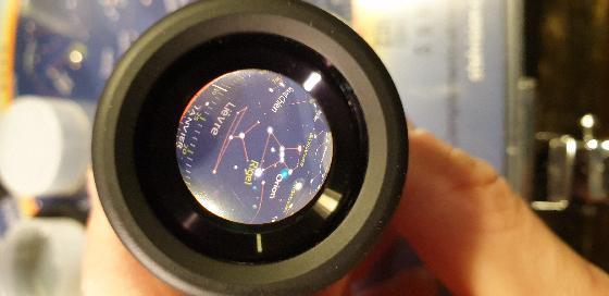 Skywatcher 11 et 19 mm